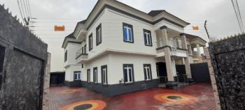 Luxury Built 5 Bedroom Fully Detached Duplex with a Bq (c of O), G.f Estate, Close to Omole Phase 2, Ikeja, Lagos, Detached Duplex for Sale