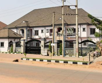 Beautiful 4 Bedroom Duplex with 4 Units of 2 Bedrooms on 2300sqm, Jabi, Abuja, Detached Duplex for Sale