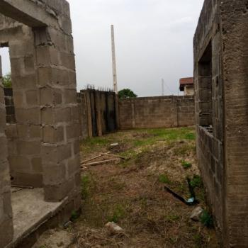 a Plot of Land on 627.453sqm with 4 Bedroom.  Roofing Level Fenced with Gate, Magodo Phase 1, Unilag Estate., Magodo, Lagos, Residential Land for Sale