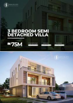 Luxury Finished 3 Bedroom Semi Detached Villa, Hockley Residence, Eko Akete, Abijo, Lekki, Lagos, Semi-detached Duplex for Sale