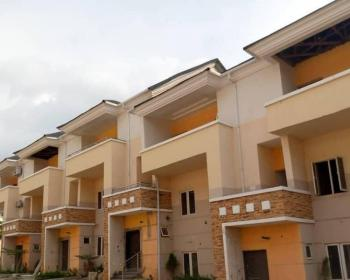 Finished Luxury 4 Bedrooms Terraced Duplex with 2 Living Room  Plus Bq, Maple Street, Apo, Abuja, Terraced Duplex for Sale
