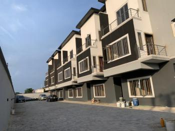 New 4 Bedrooms Terrace, Off Pako Road, Ogudu, Lagos, Terraced Duplex for Sale