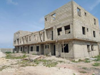 a Fully Finished 3 Bedroom Terraced Duplex, Oribanwa, Ibeju Lekki, Lagos, Terraced Duplex for Sale