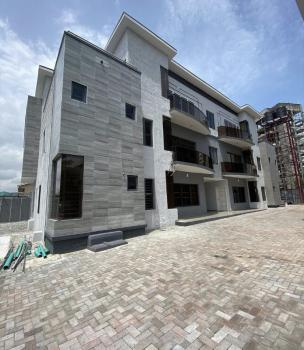 Well Finished Fully Serviced 3 Bedroom with a Room Bq, Off Bourdillon, Ikoyi, Lagos, Flat / Apartment for Rent