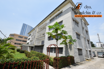 3 Unit of Three Bedroom Flat with One Room Bq, Ojora Close,, Victoria Island (vi), Lagos, Flat / Apartment for Rent