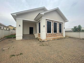 Iconic & Contemporary 3 Bedrooms Furnished Bungalow + Bq, By Brains & Hammers Estate Near Galadimawa Roundabout, Galadimawa, Abuja, Detached Bungalow for Rent