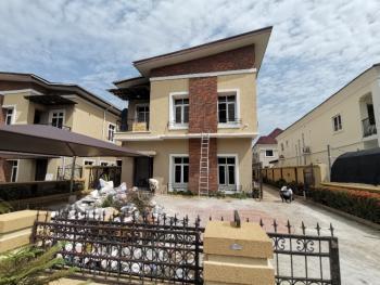Luxury 5 Bedroom Detached Duplex with Acs, Tvs, Inverter & Generator, Gated Estate, Chevron Drive, Lekki, Lagos, Detached Duplex for Rent