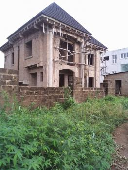 Uncompleted 4 Bedrooms Duplex, Destiny Estate, Emene, Enugu, Enugu, Detached Duplex for Sale