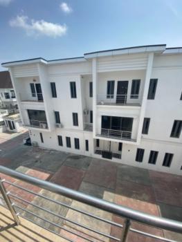 Brand New Lovely 4 Bedroom Terace with a Room Bq, Kazeem Eletu Way, Osapa, Lekki, Lagos, Terraced Duplex for Rent