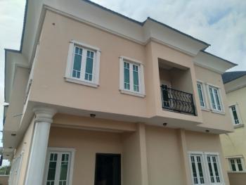 Brand New 5 Bedrooms Semi-detached House with Bq, Off Abraham Adesanya Road, Ajah, Lagos, Semi-detached Duplex for Sale