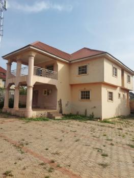 4 Bedroom Detached Duplex with Big Compound, Sahara 4 Estate, Lokogoma District, Abuja, Detached Duplex for Sale