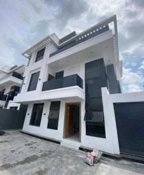 Massive 5 Bedrooms Fully Detached Duplex, Lekki Phase 1, Lekki, Lagos, Detached Duplex for Sale