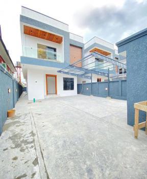 Luxury 5 Bedroom Fully Detached Duplex with 1 Room Bq, Agungi, Lekki, Lagos, Detached Duplex for Sale
