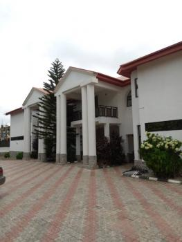 Twin 5 Bedroom Duplex with Guest Chalet, Off Gana Street, Maitama District, Abuja, Detached Duplex for Sale