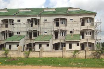 4 Bedrooms Terraced Duplex with Bq, Sterling Terraces. Behind Alexis Hotel, Jabi, Abuja, Terraced Duplex for Sale