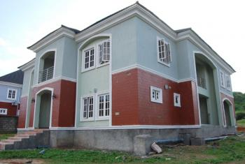 5 Bedrooms Detached House, Private Resisential Estate By Coza, Guzape District, Abuja, Detached Duplex for Sale