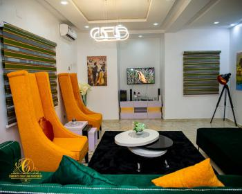 Luxury Furnished Mini Estate with Modern Office Space and Apartment, 2 Comfort Close, Off Richmond Estate Gate Phase 2, Ikate, Lekki, Lagos, Commercial Property Short Let