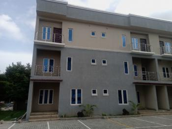 4 Bedroom Terrace Duplex with Bq, Diplomatic Zone,, Katampe Extension, Katampe, Abuja, Terraced Duplex for Sale