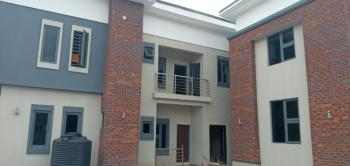 Brand New 1 Bedroom Flat with 2 Toilets, Katampe (main), Katampe, Abuja, Flat / Apartment for Rent