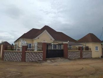 Luxury 3 Bedrooms Bungalow with Bq, Security House, New Site Federal Housing Estate, Fha Airport Road, Lugbe District, Abuja, House for Sale