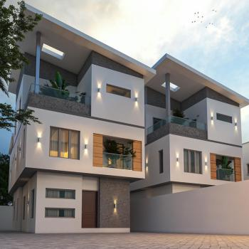 Beautiful Off-plan Detached  House, Awolise Street, Gra Phase 1, Magodo, Lagos, Detached Duplex for Sale