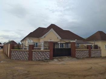 Semi Furnished 3 Bedroom Fully Detached Bungalow with Bq, Fha New Extension, Lugbe District, Abuja, Detached Bungalow for Sale