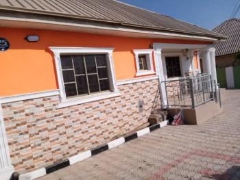3 Bedrooms Bungalow and a Bq, Pius Anyim Street, Cbs Estate, Lugbe District, Abuja, Detached Bungalow for Sale