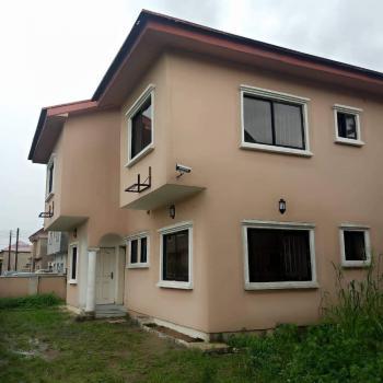 5 Bedroom Duplex with a Bq, Crown Estate, Sangotedo, Ajah, Lagos, Detached Duplex for Sale