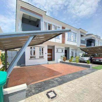 Beautifully Structured 4 Bedrooms Detached Duplex with Bq, Ikate, Lekki, Lagos, Detached Duplex for Sale