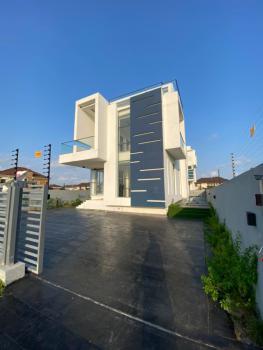 Classy, Luxury 5 Bedrooms Detached Duplex with Bq, Sea-view, Lekki County, Lekki, Lagos, Detached Duplex for Sale