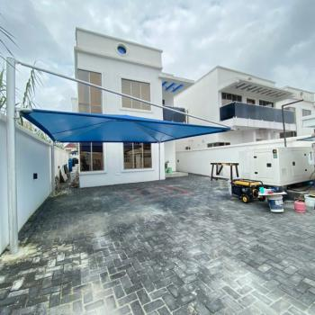 5 Bedroom Fully Detached Duplex, Swimming Pool and a Room Bq, Ajah, Lagos, Detached Duplex for Sale