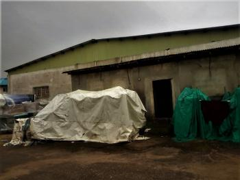 Warehouse with Office, on an Acre of Land, New Oko-oba, Agege, Lagos, Warehouse for Sale