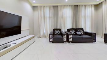 Furnished 3 Bedroom Bungalow with a Bq Within an Estate, Galadimawa, Abuja, Detached Bungalow for Rent