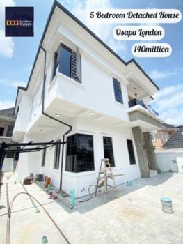 Well Built  5 Bedroom Detached House, Osapa London, Lekki, Lagos, Detached Duplex for Sale