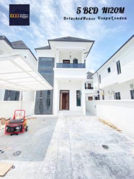Brand New 5 Bedroom Detached House, Osapa London, Lekki, Lagos, Detached Duplex for Sale