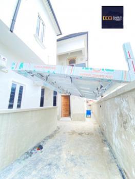 Well Built 4 Bedroom Semi Detached Duplex, Osapa London, Lekki, Lagos, Semi-detached Duplex for Sale