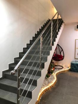 Sublime 3 Bedrooms Terraced Duplex, Lekki Phase 1, Lekki, Lagos, Terraced Duplex Short Let