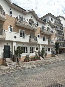 Lovely Super Secured and Spacious 4 Bedroom Duplex with Bq., Behind Panti Police Station., Alagomeji, Yaba, Lagos, Terraced Duplex for Rent