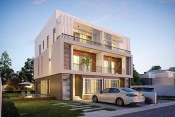 Unprecedented 3 Bedroom Villas with Private Swimming Pool, Off Lekki Expressway, Abijo, Lekki, Lagos, Semi-detached Duplex for Sale