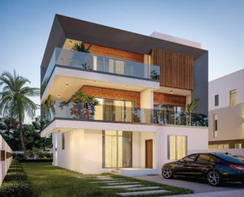 Iconic 4 Bedroom Villa with Private Pool, Eko-akete Lekki Expressway, Abijo, Lekki, Lagos, Detached Duplex for Sale