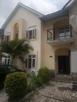 Neat 3 Bedroom Terrace with Bq, Jabi, Abuja, Terraced Duplex for Rent