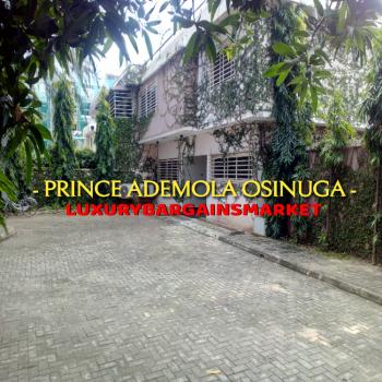 Fully Furnished Semi Detached House + 2 Bq, Off Adetokunbo Ademola Street, Victoria Island (vi), Lagos, Semi-detached Duplex for Rent