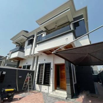 4 Bedroom Semi Detached Duplex with Bq, Ikate, Lekki, Lagos, Semi-detached Duplex for Rent