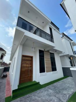 Newly Built & Exquisitely Furnished 4 Bedroom Duplex + Bq, Ajah, Lagos, Detached Duplex for Sale