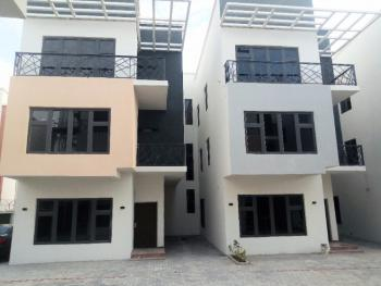 Luxury 4 Bedrooms Terraced Duplex with 1 Room Boys Quarter, Life Camp, Abuja, House for Sale