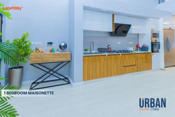 1 Bedroom Maisonette, Ogombo Road, Abraham Adesanya, Ajah, Lagos, Terraced Duplex for Sale