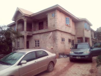 Decent 3 Bedroom Flat Well Finished with All Room Ensuite and Guest, Off Onibudo Road By Tipper Bus Stop, Akute, Ifo, Ogun, Flat / Apartment for Rent