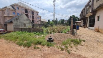 Strategic Partly Fenced Buy & Build Plot of Land, Around Goshen Estate,after Anti-cult Station,premier Layout New Atisan, Enugu, Enugu, Residential Land for Sale