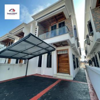 Affordable Luxury 4 Bedroom Semi Detached Duplex, After Mega Chicken Orchid, Lafiaji, Lekki, Lagos, Semi-detached Duplex for Sale