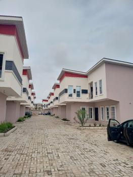 Luxury Finished 4 Bedroom Terraced Duplex with a Bq, Salem, Ikate, Lekki, Lagos, Terraced Duplex for Sale